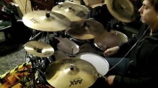 Darren Angus Music - Drum Cover - Born Under a bad sign - Albert King
