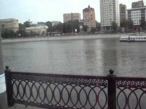 По набережной  реки Москвы – On river  Moscow quay