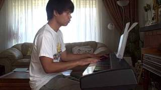 Halo by Beyoncé MEETS Already Gone by Kelly Clarkson (Piano Cover by Richie)