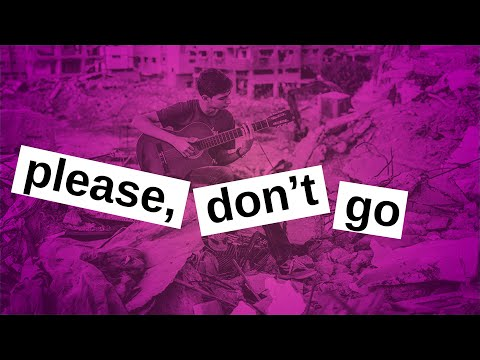 please, don't go - eurovision and apartheid