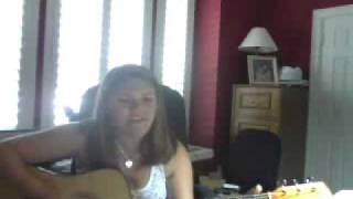 Fall For You- Secondhand Serenade Cover (Rachel Lauren)