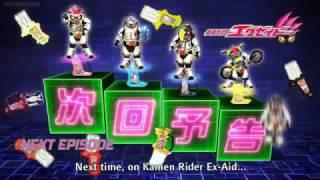 Jikai! Kamen Rider Ex-Aid! ~Ep 12~ [SUBBED]