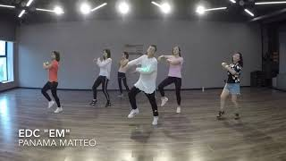 PANAMA DANCE FITNESS #EDC