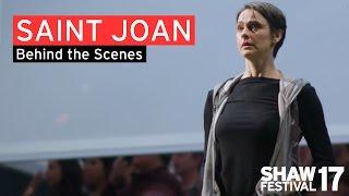 Behind the Scenes - Saint Joan