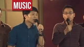 "The Akafellas - ""Ipagpatawad Mo"" Live! (VST & Company cover)"