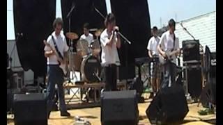 Inviso - Veleno (cover Afterhours) live @ giornata dell'arte 2009