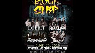 คำดีๆ-Hobbit (Live @Rockship LIVE Concert)