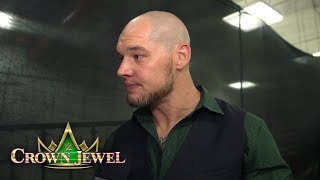 Corbin shares his thoughts on Lesnar's Universal Title win and the World Cup Finals: WWE Exclusive