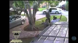Deadly Drug Bust Caught On Camera