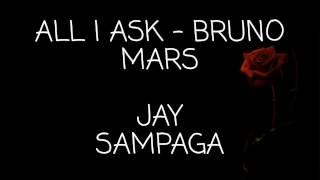 All i ask | Bruno Mars | Cover | Erjohn Gregory So Choreography