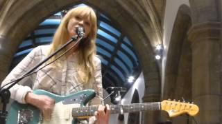 Lucy Rose - Cover Up (HD) - All Saints Church, Kingston - 06.07.15