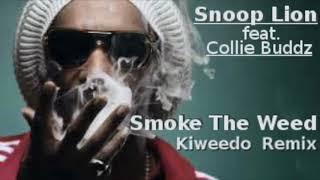 Snoop Lion - Smoke The Weed ft. Collie Buddz (Kiweedo Remix)