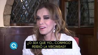 Lucía Mendez confiesa que se acostó con Luis Miguel cuando era menor de edad | Qué Importa