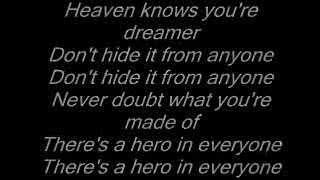 John Martin - Anywhere For You (Lyrics)