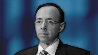NEW Lawsuit for Rod Rosenstein's Communications During Time of Comey Firing, Mueller Appointment