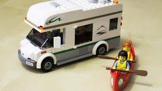 LEGO City Camper Van 60057