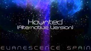 Evanescence Haunted (Alternative Version) [HD 720p]