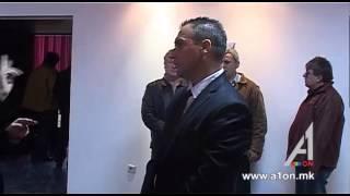 Васко Марков  Претседател на сојузот на глувите