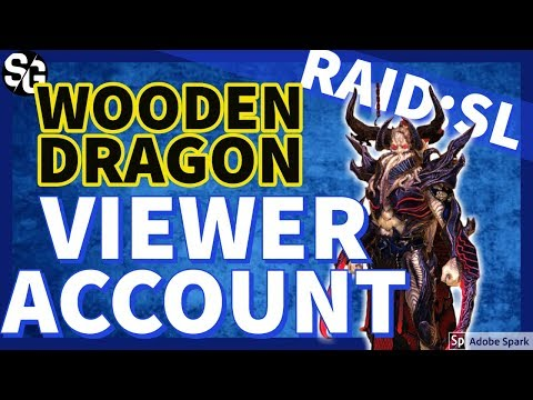 [RAID SHADOW LEGENDS] VIEWER ACCOUNT - CANDRAPHON