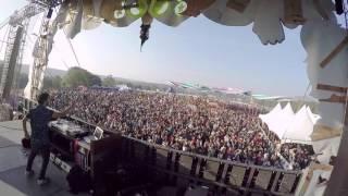 Blastoyz Live @ Fantastic Festival by Ommix 2015 - Mexico City