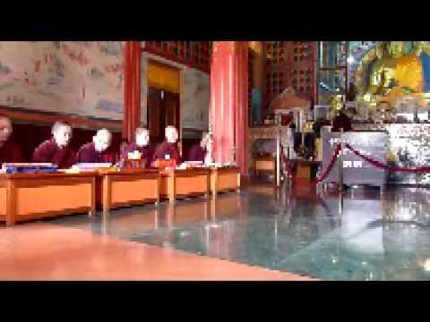 Templo en Lumbini