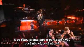 Demi Lovato-Fire Starter Live legendado