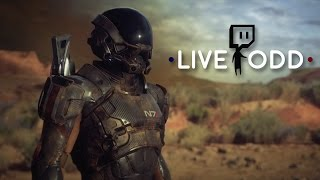 MASS EFFECT ANDROMEDA Part 6 Patch 1.05 LIVE NOW Twitch.tv/Christopherodd