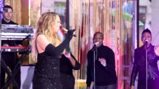 "Mariah Carey  - ""You Dont Know what to do"" & ""Always be my baby"" on The Today Show"