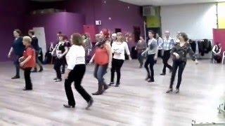 Harmony line dance