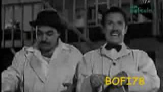 Viruta y Capulina cantan La Jugueteria Cancion de Chespirito