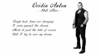 Ovidiu Anton EurOVIsion 2015- Still Alive