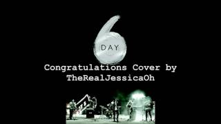 [Cover] Day6 - Congratulations by TheRealJessicaOh