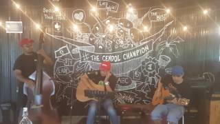 Mizan Ishak & The panggung live at The Cendol Champion