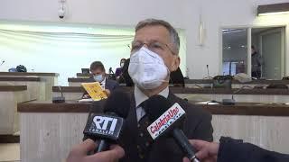 CROTONE: PRESIDENTE GRECO SU CONSIGLIO COMUNALE