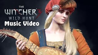Witcher 3 - Priscilla's Song (Music Video)