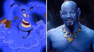 EVOLUTION of GENIE in Movies & Cartoons (1940-2019)