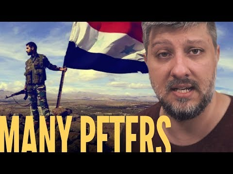 Assad v. Imperialism? | Many Peters²⁶