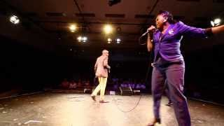 THE SOIL LIVE IN UK EDINBURGH FESTIVAL,SINGING (MKHULUWA) A 5***** REVIEW PERFORMANCE