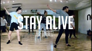 Stay Alive::José González   Choreographer EGG