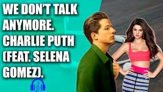 Charlie Puth (ft. Selena Gomez) - We Don't Talk Anymore Ringtone iPhone Marimba
