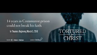Tortured for Christ [The Movie] - Official Trailer #2