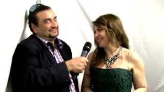 Cristina D'Avena Sigle Cartoni Animati in Tour Musicale 2013 - 30 e Poi : Intervista