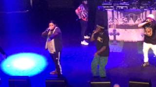 Mikey the Magician - Hypnotize feat. Germ (Live in LA, 11/6/2016)