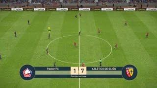 PES 2019_Buen gol de Koke