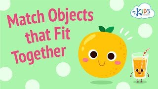Match Objects That Fit Together
