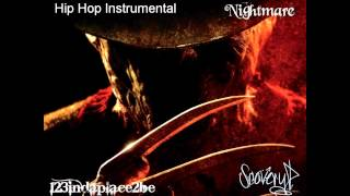 Dark Scary Hip Hop Instrumental - Nightmare