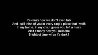 Conor Maynard & Anth Faded lyrics