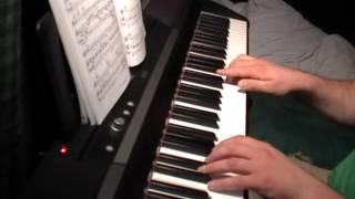 "Tyler Crossley - Piano - ""Sentimental Journey"""