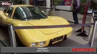 São Gonçalo recebe exposição de carros antigos no domingo