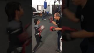 """""""El Chentillo"""" boxing"""